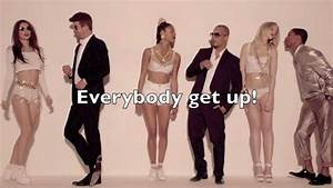 Robin Thicke Blurred Lines ft. T.I & Pharrell Williams ...