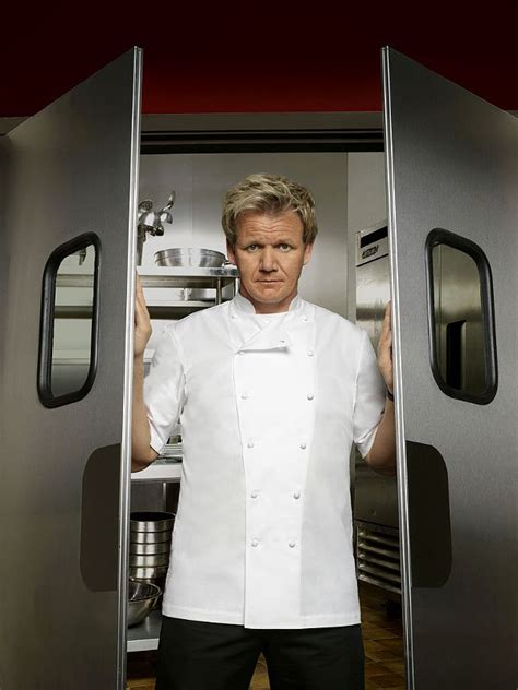 Gordon Ramsay To End 'kitchen Nightmares' In Us And Uk