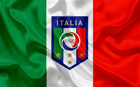 Download wallpapers Italy national football team, emblem ...