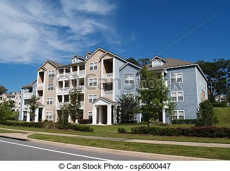 story apartments pictures 3 story condos apartments townhou royalty free stock