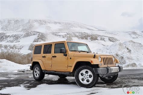 Jeep Wrangler Unlimited Review by 2014 Jeep Wrangler Unlimited 4x4 Review Editor S