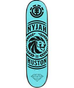 element nyjah clarity 8 0 quot skateboard deck zumiez