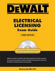 Delmar And Dewalt Keep Electrical Professionals Up To Code With The Release Of Three Updated