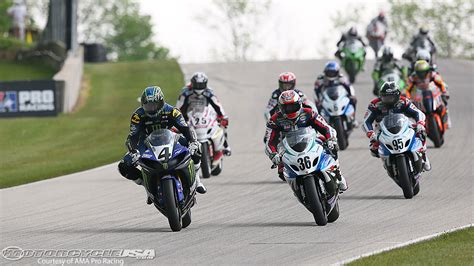 Ama Publishes 2015 Road Racing Rules