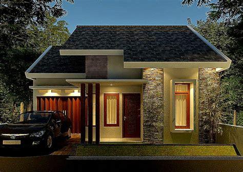 gambar desain rumah minimalis  lantai