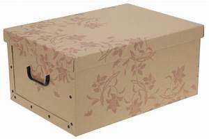 Karton Pappe Kaufen : 2er aufbewahrungs box mit deckel naturmuster kiste karton schachtel pappe ebay ~ Markanthonyermac.com Haus und Dekorationen