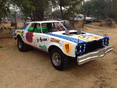 152 Best Images About Demo Derby Cars On Pinterest