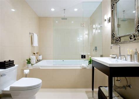 beżowa łazienka kokopelia design kokopelia design