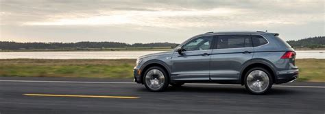 How Much Does Each Model Of The 2020 Volkswagen Tiguan Cost