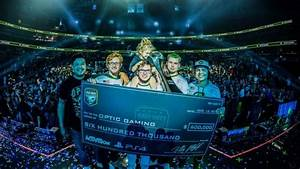 CWL Championships Final Placements ESPORTS SOURCE