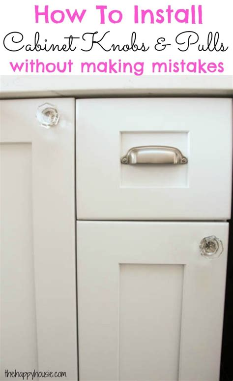 how do you measure for new kitchen cabinets how to install cabinet knobs with a template a trick for