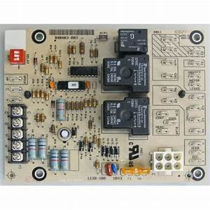 Armstrong Furnace Blower Control Circuit Board    R40403