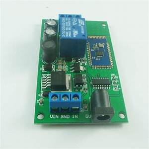 12v 2 4g Bluetooth Relay Android Mobile Remote Control For Light Switch Lock Net