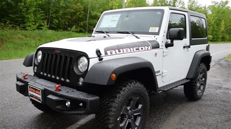 jeep wrangler rubicon recon edition   glance