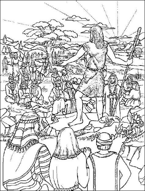 Kleurplaat Kandelaar Bijbel by Kleurplaten Kerst Johannes De Doper Gkv Apeldoorn Zuid
