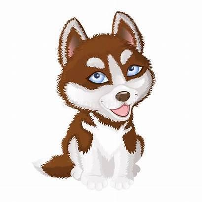 Malamute Alaskan Dog Cane Alaska Alasca Cartoon