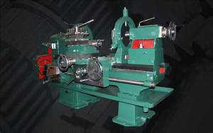 Over Size Heavy Duty Lathe Machine Manufacturers