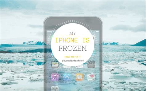 is my iphone frozen my iphone is frozen what to do when your iphone freezes