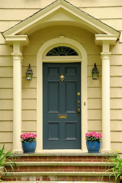 blue front door 21 cool blue front doors for residential homes