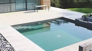 Piscine Sans Margelle : piscine hors sol enterr e d bordement mod les ~ Premium-room.com Idées de Décoration
