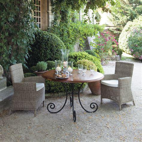 salon de jardin chez maison du monde qaland com