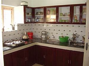 Tag for kerala new modern model kitchen design nanilumi for New model kitchen design kerala