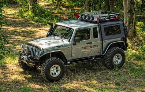 bushwacker jeep jk