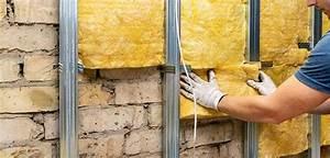 Isolation Mur Intérieur Polyuréthane : isolation d 39 un mur par l 39 int rieur techniques et prix ~ Melissatoandfro.com Idées de Décoration