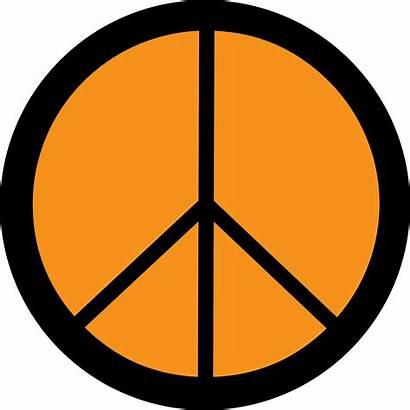 Peace Sign Clipart Clip Clipartix Transparent