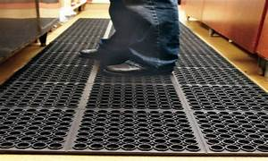 Rubber kitchen mats rubber bar mats floor automotive for Mechanic floor mats
