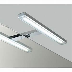 bandeau lumineux salle de bain beautiful bandeau lumineux With carrelage adhesif salle de bain avec rampe led 60 cm