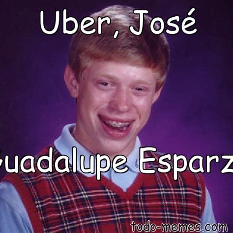 Uber Memes - arraymeme de uber jos 233 guadalupe esparza