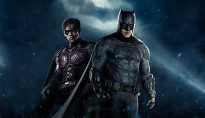 Titans Robin Batman Dceu Deviantart Wallpapers Edit