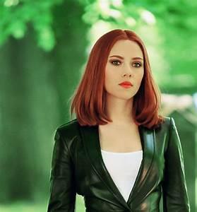 edits Natasha Romanoff black widow scarlett johansson ...