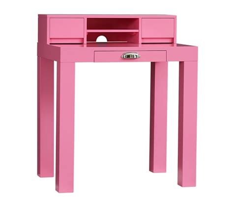 parsons mini desk hutch pottery barn