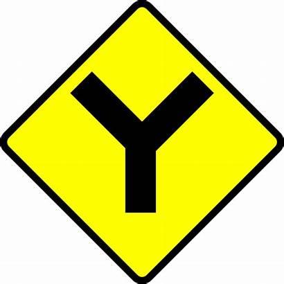 Road Clip Clipart Vector Svg Clker Caution