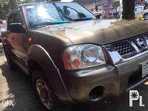 2003 Nissan Frontier Manual 4x4 For Sale In Iloilo City
