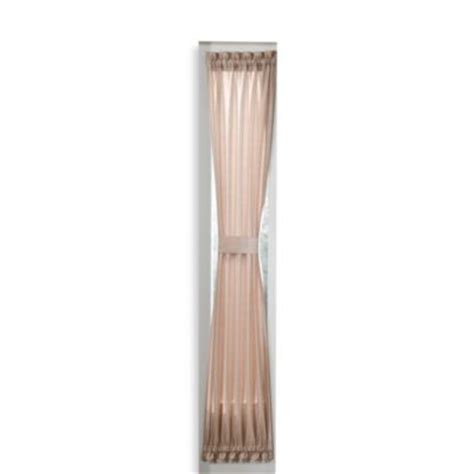 Sidelight Window Treatments Bed Bath And Beyond by Buy 72 Inch Window Panel From Bed Bath Beyond