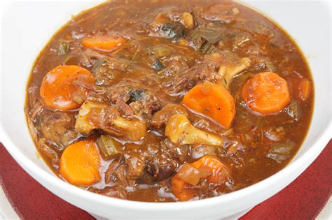 how to make oxtails oxtail stew recipe dishmaps