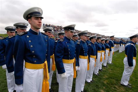 graduation day parade archives united states air force academy