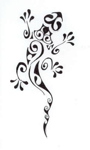 foto de Bri Salamandre 01 Modèles tatouages au henné Tatouages