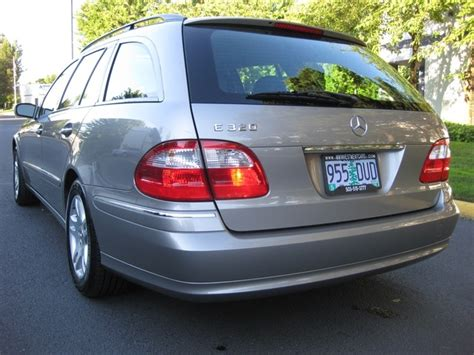 The new wagons will bow this fall, priced at about $49,000 for an e320 wagon and roughly $58,000 for an e500. 2004 Mercedes-Benz E320 WAGON V6 / 3RD SEAT / FULLY LOADED