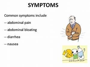 Lactose Intolerance diagnosis and Management