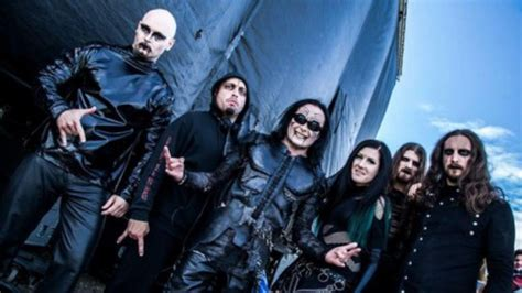 Cradle Of Filth  Hammer Of The Witches Review Angry