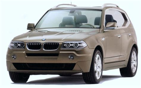 2003 Bmw X3 3.0i Automatic E83 Related Infomation