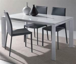 Table Salle A Manger Verre : table salle a manger 120 x 80 ~ Teatrodelosmanantiales.com Idées de Décoration