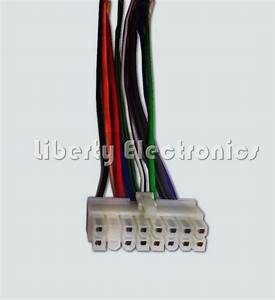 New Car Stereo Wire Harness For Pioneer Deh