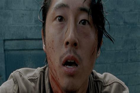 "—glenn sharing his philosophy with enid. ""Not Dead!"" Glenn's Fate in The Walking Dead   Horror ..."