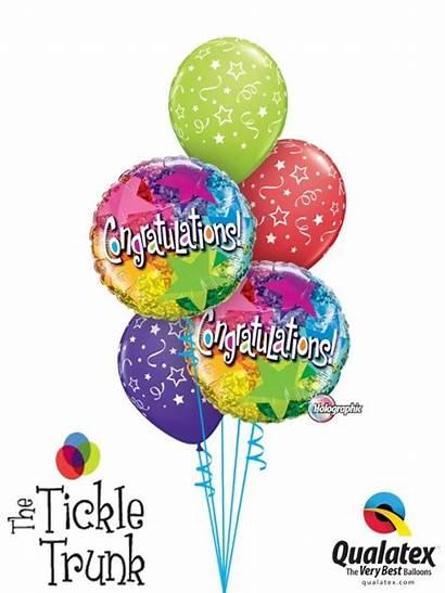 Congratulations Balloon Bouquet Holographic Onlineweddingstore Bouquets
