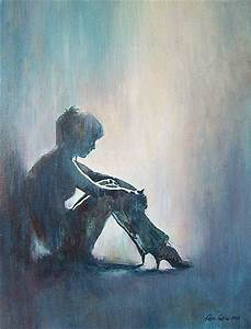 Lonely Paintings | I'm So Lonely...